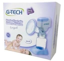 Bomba Tira-leite Materno Elétrica Compact G-tech
