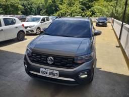 VW Tcross Confort 1.0 TSI Automatico!!! IPVA 2021 Pago