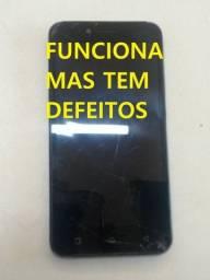 Título do anúncio: Celular Lenovo K5 Vibes (Funciona mas tem defeitos)