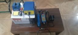 Máquinas para reparo celular