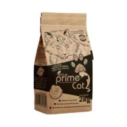 Granulado Higiênico Para Gatos De Madeira 100% Natural - 2kg