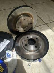 Disco de freio Corsa 1.0 (frente Montana) - Semi-novo hiperfreios
