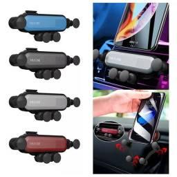 Suporte Veicular para celular universal, saída de ar.