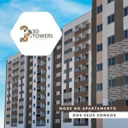 Título do anúncio: A=Condominio Residencial 3d Towers