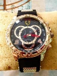 Vende-se Relógio Ferrari Masculino