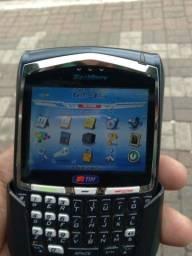 BlackBerry telefone e Nextel  rádio