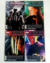 X-Men - O Filme 4ed   [Marvel | HQ Gibi Quadrinhos]