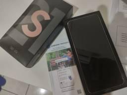 Samsung s21 na caixa