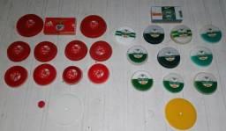 Futebol de mesa botões