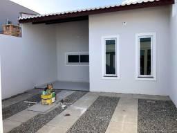 Casas Novas, Ancuri em Itaitinga com 90m2, 3 Qtos, 2 Suítes, 2 Vagas e Quintal