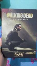 DVD 5 Temporada Completa The Walking Dead