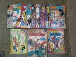 Coleção Revista Grandes Heróis Marvel, quase completa