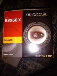 Par auto falante Bravox