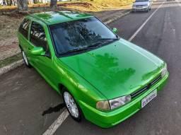 Título do anúncio: VW GOL GL 1.6 1998 DIREÇÃO HIDRÁULICA AR CONDICIONADO 78 MIL KM