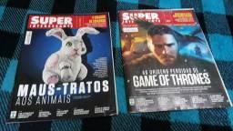 Superinteressante 2 edições raras