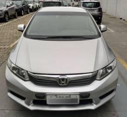 Honda Civic LXS 1.8 Flex 2016 Automático