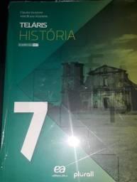 Telaris História, 7º ano. *Novo