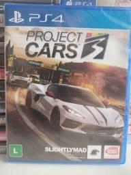 Jogo PS4 Project Cars 3 - Novo