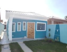 Lindíssima casa independente em Itaipuaçú com 3 quartos!