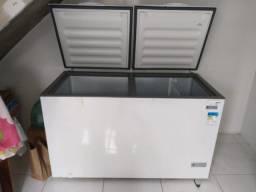 Freezer Horizontal Consul CHB53EB 2 Portas Branco - 534L