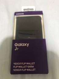 Capa case Galaxy J7 original