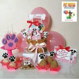 Pet festas comemore o aniversário do seu pet com a gente!
