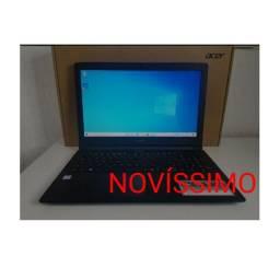 Notebook NOVÍSSIMO, Acer i3, 6 geração TOP