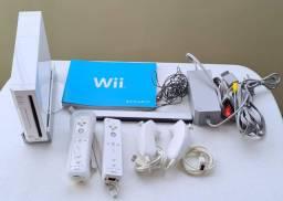 Nitendo Wii Completo Original Japonês Controles Nunchucks - ótimo estado