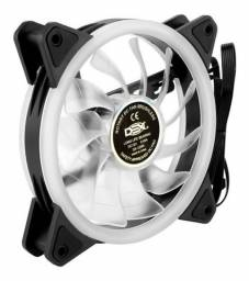 Cooler Fan G-fire Gamer 120mm Led Brilho Luminoso!!!!!