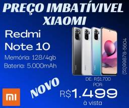 Redmi Note 10 128/4 novo