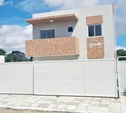 Apartamento Térreo em MANGABEIRA 8, 2 quartos e quintal