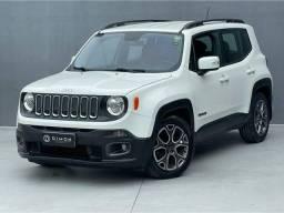 Título do anúncio: Jeep Renegade Longitude 1.8 Aut.