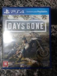 Jogo ps4 Days Gone. 80,00