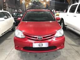 Título do anúncio: Toyota Etios 1.5 xs  flex 2015