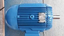 Motor elétrico trifásico 15 cv rpm 3450.