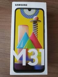 Samsung Galaxy M31 128GB Azul Novo e Lacrado 6000mah