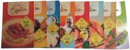 Livros - Coleção Cozinha Maravilhosa da Ofélia - 8 volumes