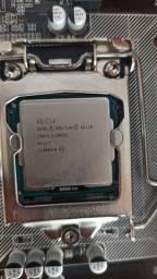 Processador Pentium dual core 1155
