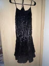 Vestido usado apenas 1x 50,00 reais