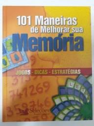Livro 101 Maneiras de Melhorar sua Memória