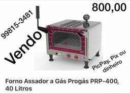 Vendo Forno Assador a gas 220V