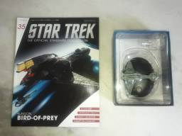 Star Trek - Edição 35 - Klingon Bird-of-Prey (Eaglemoss)