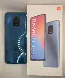 Smartphone xiaomi redmi note 9s 128 6 de ram