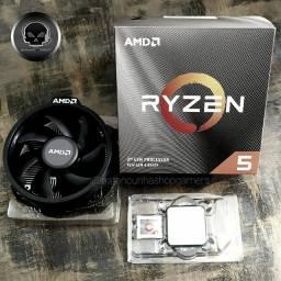 Processador AMD Ryzen 5 3600 [Somos loja]