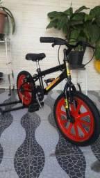 Bicicleta aro 16 sem entrada