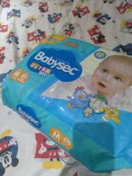 Fralda baby sec