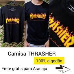 Título do anúncio: Camisa THRASHER