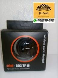 Fone de Ouvido Modelo Mini-503 Bluetooth sem fio