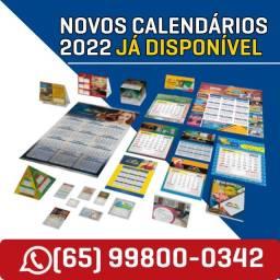 Novos Calendários 2022 Já Disponível