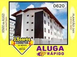 Valentina, Térreo, 2 qts, 49m², R$ 650 C/Cond, Aluguel, Apartamento, João Pessoa